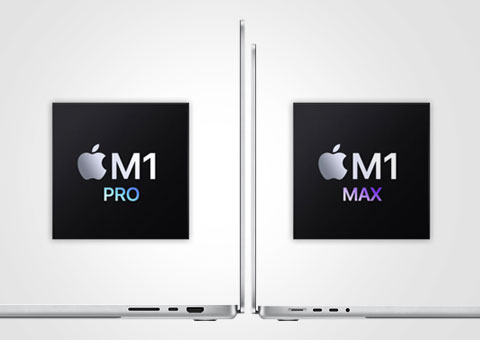 Dual Display Thunderbolt 4 Docks for M1 Pro and M1 Max MacBook Pros